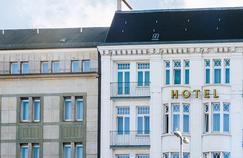 Hotels-Hospitality