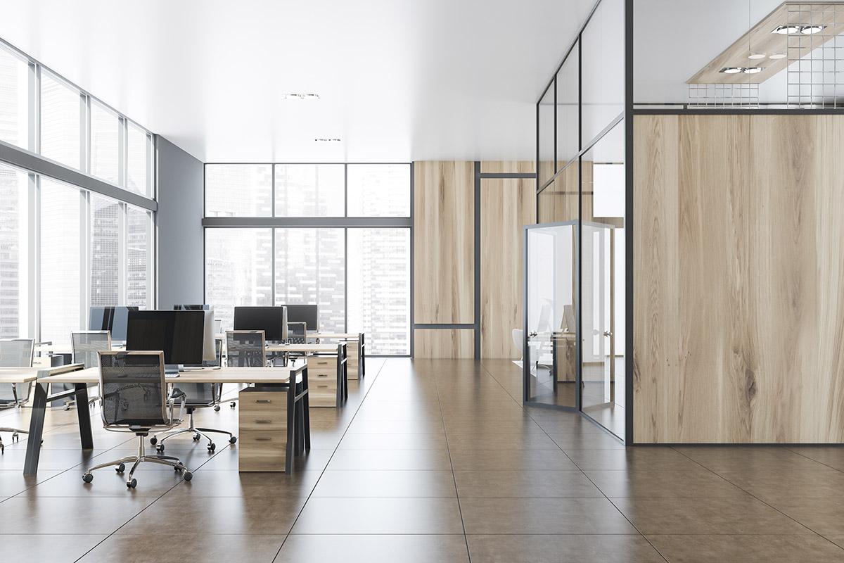 empty-modern-office