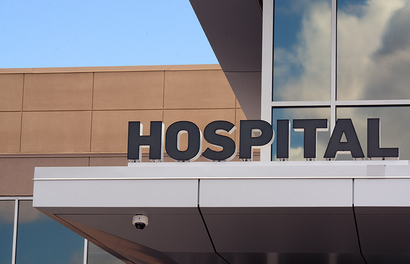 hospital-s-ign